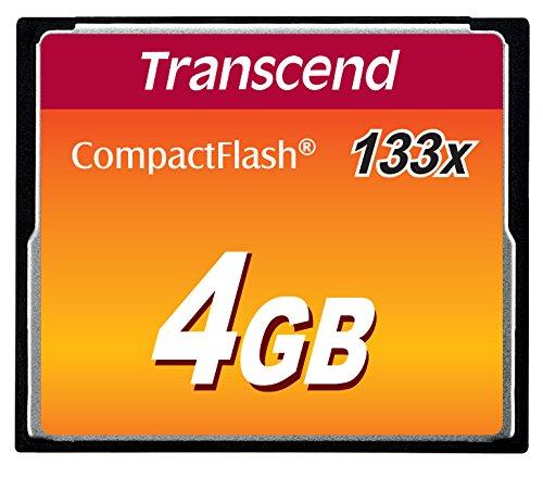 Transcend 4 GB 133X