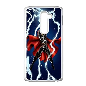 LG G2 Cell Phone Case White_Thor Thunder Urala
