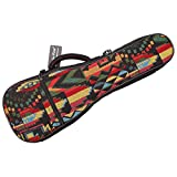 "MUSIC FIRST Cotton Woven""THE NATIVE"" Vintage Style Ukulele case"
