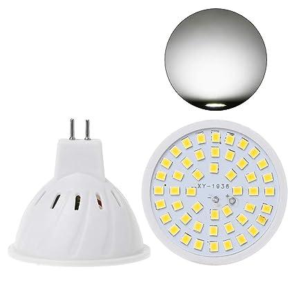 Enyu SMD2835 - Bombilla LED para lámpara de araña (Casquillo GU10, E14, E27