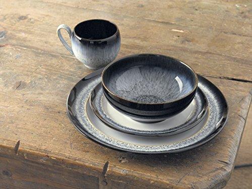 & Amazon.com: Denby Halo 12-Piece Dinnerware Set: Kitchen u0026 Dining