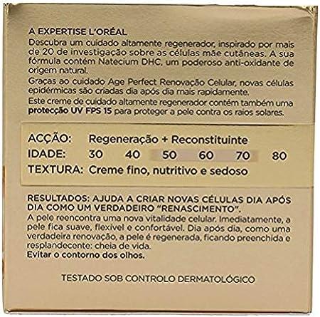 L'Oreal Paris Dermo Expertise Age Perfect Crema Renacimiento Celular de Día - 50 ml