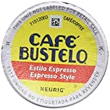 Cheap Cafe Bustelo, K-Cup Single Serve, 12 Count, 4.44oz Box (Pack of 3) (Espresso Style)