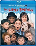 Cover Image for 'The Little Rascals (Blu-ray + DIGITAL HD with UltraViolet)'