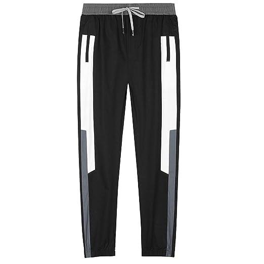 Pantalones de running para hombre Nuevos pantalones delgados for ...
