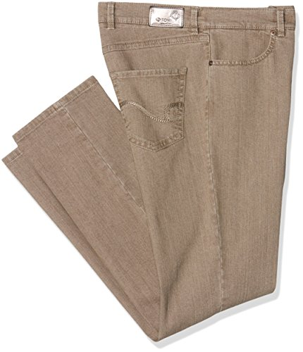 TONI Belmonte Cs, Jeans para Mujer Beige (taupe 761)