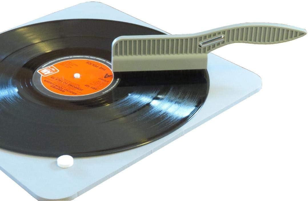 Carbon Fiber Vinyl Record Dust Cleaner Anti Static Brush Bristle Convenient