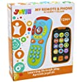 JOYIN My Learning Remote and Smartphone Bundle with Music, Fun Toys for Baby, Infants, Kids, Boys or Girls Birthday Gifts, Christmas Stocking Stuffers, Xmas Present. by Joyin Inc that we recomend individually.