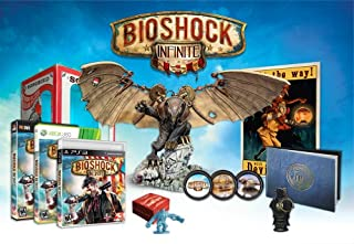Bioshock Infinite: Ultimate Songbird Edition - Xbox 360 (B009PJ9L3O)   Amazon price tracker / tracking, Amazon price history charts, Amazon price watches, Amazon price drop alerts