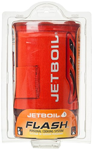 Jetboil Flash Personal Cooking System Tomato TOM One Size