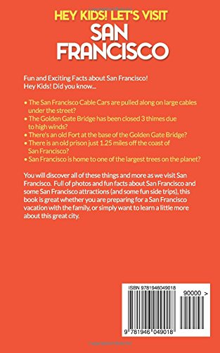 lets visit san francisco fun facts and amazing discoveries for kids volume 5 teresa mills 9781946049018 amazoncom books
