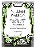 Violin Concerto: Violin and piano reduction