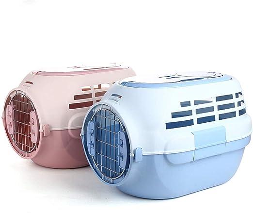 ZhangC Pet Box Aire, perro con claraboya Caja de Aire mascota ...