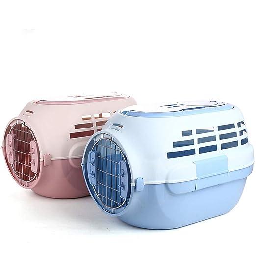 ZhangB Pet Box Aire, perro con claraboya Caja de Aire mascota ...