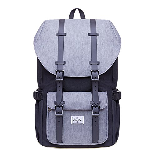 Roll Top Backpack - 7