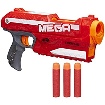 Head over to Walmart.com or Amazon.com (add-on item) and snag this Nerf  N-Strike Elite Mega Magnus Blaster for just $6.88 (regularly $15.99). This  blaster ...