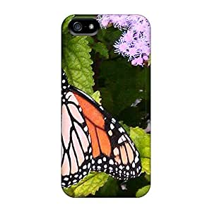 High Quality Hard Cell-phone Cases For Iphone 5/5s (fSr4236hBMJ) Custom Fashion Butterfly Skin