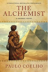 The Alchemist: A Graphic Novel (an illustrated interpretation of The Alchemist) Hardcover