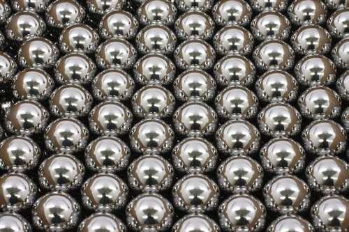 1.5mm Diameter Chrome Steel Bearing Balls G25 Ball Bearings VXB Brand (Set of 250)
