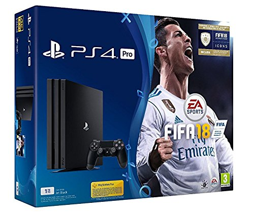 15 opinioni per PlayStation 4 PRO + FIFA18 [Bundle]