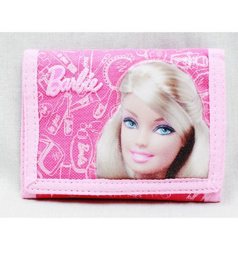 Trifold Wallet - Barbie - Pink by Barbie