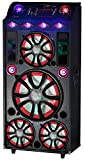 QFX SBX-418102 Cabinet Speaker with Built-In Amplifier