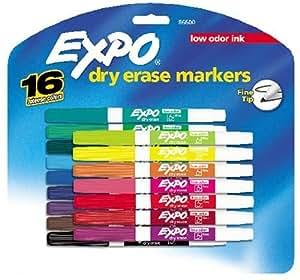 Amazon.com : Sanford 86600 Sanford EXPO Low Odor Dry Erase