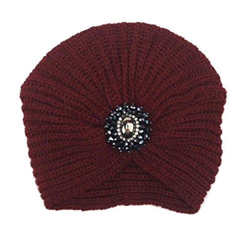 Tuscom Fashion Crochet Braided Headdress