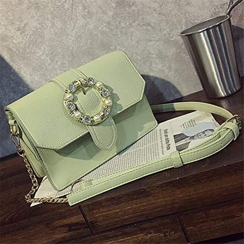 Cuadrado Pequeño Un color Anillo Y Tamaño Limpio Fuweiencore Color De Paquete Flip Rose Femenino Fácil Diamante Tamaño Verde 7ZXwxY