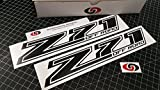 z71 decals - Z71 OFF ROAD Decal Chevy Fender Tailgate Sticker 2014-2018 SELECT COLOR: (Gloss Blackout)
