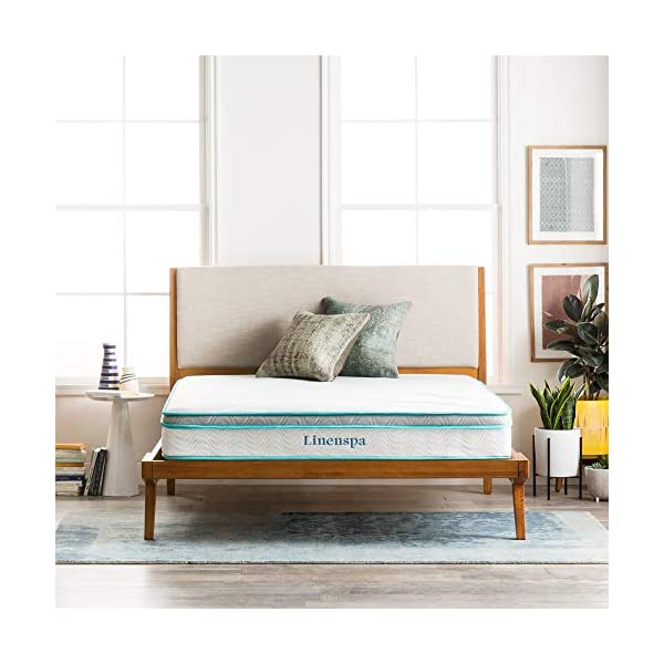 LINENSPA-8-Inch-Memory-Foam-and-Innerspring-Hybrid-Mattress-Twin-XL