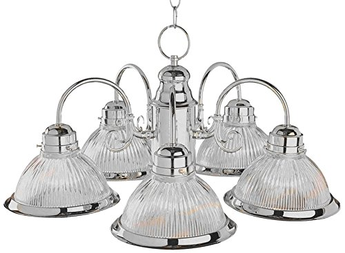 Trans Globe Lighting 1090 AW Baldwin Indoor Antique White Traditional Chandelier, 23
