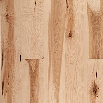 "Maple Character Prefinished Engineered Wood Flooring 4"" x 5/8"" Samples at Discount Prices by Hurst Hardwoods"