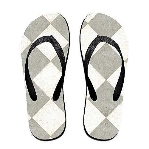 Sandalo Da Donna Unisex Color Block Estivo Con Cinturino Infradito Sandalo Per Uomo Donna Nero