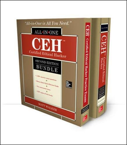 (CEH Certified Ethical Hacker Bundle, Second Edition (All-in-One))