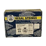 Regal Springs, Tilapia Fillets, 10 lb