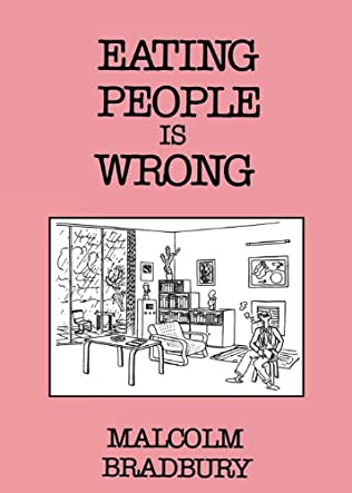 book cover of Eating People Is Wrong