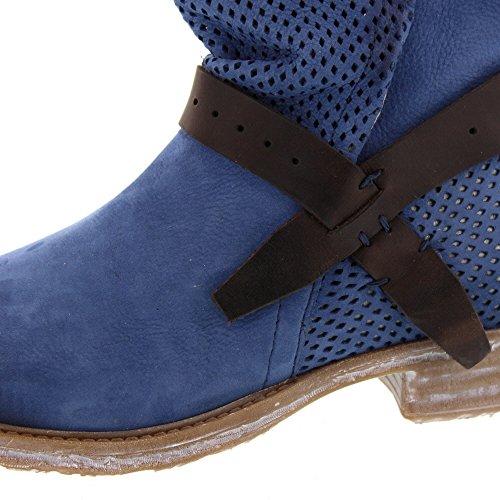Kitzbühel Stiefelette Maca 2232 Damen Blue P44qwd