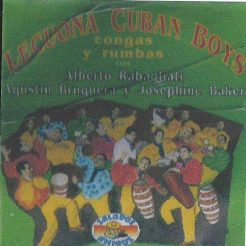 Lecuona Cuban Boys Congas y Rumbas