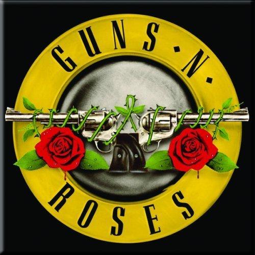 Price comparison product image Guns N' Roses Bullet Fridge Magnet 7.2x7.2cm