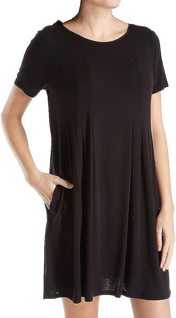 Donna Karan Womens Modal Spandex Jersey Sleepshirt