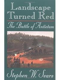 Amazon antietam campaigns battlefields books landscape turned red the battle of antietam fandeluxe Image collections