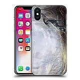 Official Exileden Xolotlan Fantasy Hard Back Case for Apple iPhone X