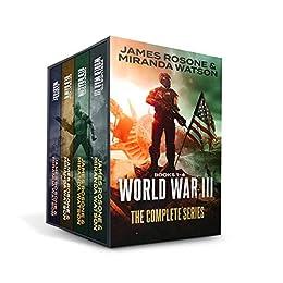 World War III: The Complete Box Set by [Rosone, James, Watson, Miranda]