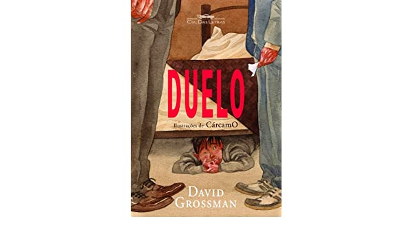 Duelo em portuguese do brasil david grossman 9788535913699 duelo em portuguese do brasil david grossman 9788535913699 amazon books fandeluxe Image collections