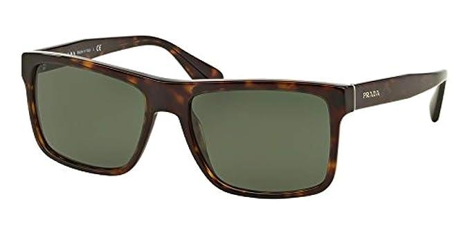 cb605d04389 Prada PR01SSF Sunglasses 2AU0B2-57 - Havana Frame