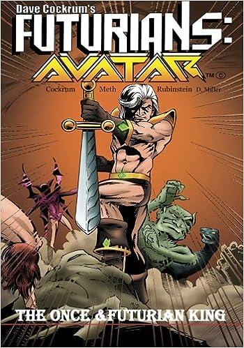 copertina dell'edizione in volume della Mini su Avatar