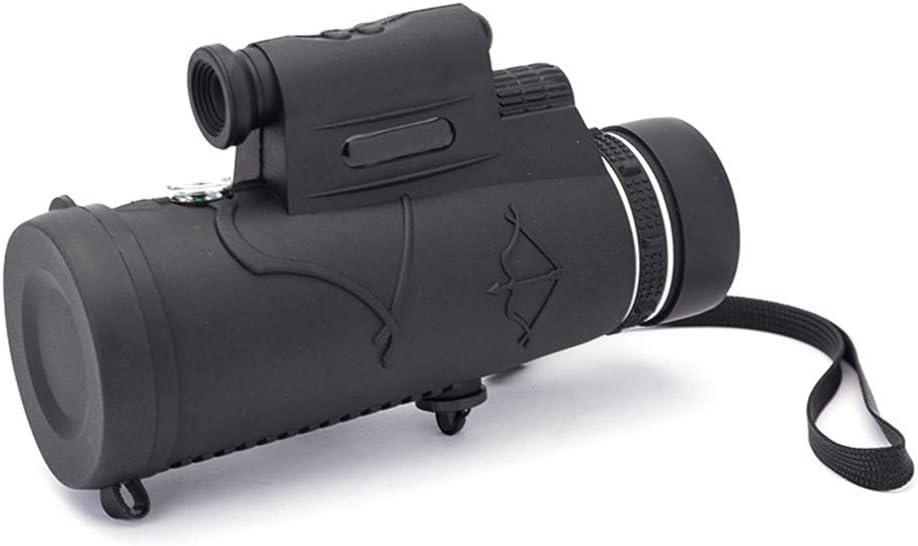 Laser Telescope Monocular BAK4 Prism and Bracket High-Definition Low-Light Night Vision Small Bird Mirror BRT-Laser