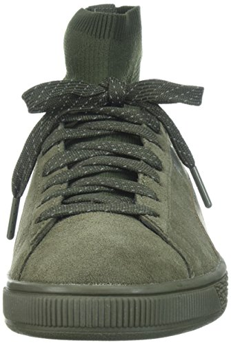 PUMA-Men-039-s-Suede-Classic-Sock-Sneaker- a02d7fa81