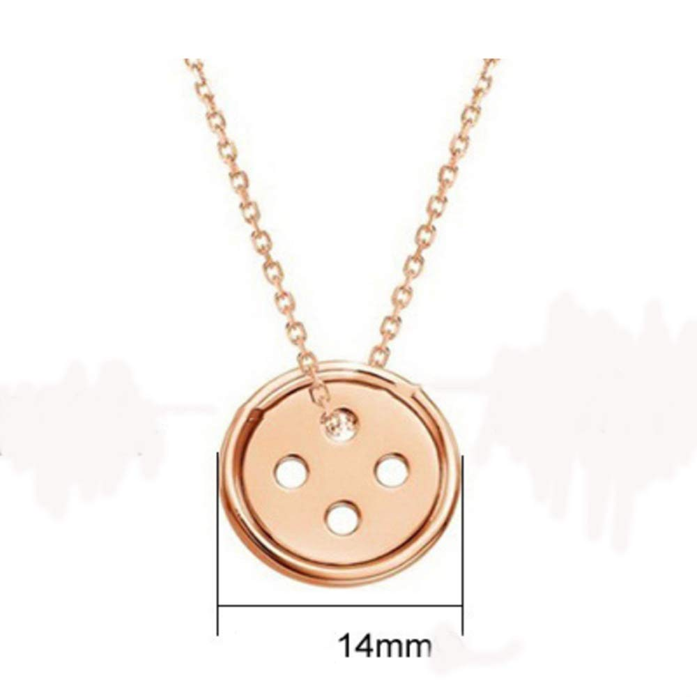 cushang Mens Pendant Star Wars Rebel Badge Steel Pendant Necklace Titanium Steel Necklace Jewelry